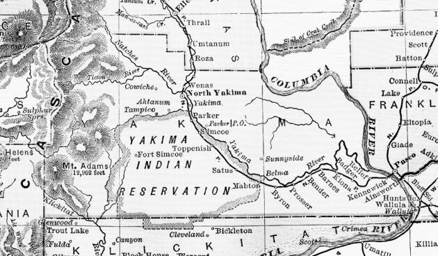 Yakima County Washington Genealogy